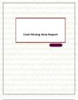 Coal Mining Asia Report