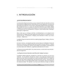 Ii breve historia de la ergonom a for modulo 0 ergonomia 2 for Caracteristicas de la ergonomia