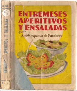 Entremeses aperitivos y ensaladas marquesa de parabere esp pdf ul descargar gratis - Entremeses y aperitivos ...