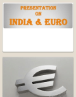 India and European Union