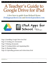 Google Drive for iPad - A Teacher's Guide