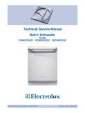 Electrolux EIDW Built-In Dishwasher