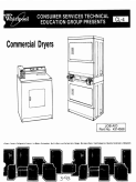 Whirlpool Commercial Coin-op Dryers