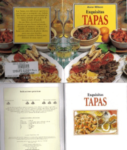 Exquisitas Tapas, Anne Wilson Pdf Español UL