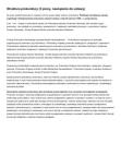 Struktura prokuratury (3 piony, nawiązanie do ustawy)