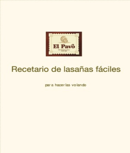 Recetario de lasañas rapidas[Para hacerlas volando][Pdf][UL]