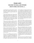 Building the Goal Line Offense  Mount Carmel HS