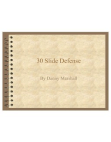 30 Defense by Danny Marshall