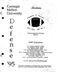 1995 Carnegie Mellon University 34 Defense  174 Pages