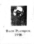 1996 University of Nebraska RB Playbook