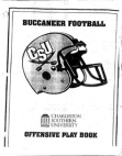 2005 Charleston Southern Offense  147 Pages