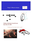 2005 Mathews High School Wing T Offense  64 Pages