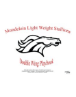 2005 Mundelein Double Wing Offense  64 Slides