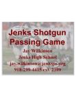 Jenks Shotgun Passing Game