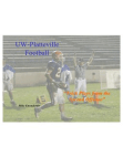 Trick Plays From the Spread Offense  UWPlatteville  19 Pages