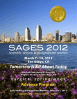 SAGES 2012 Advance Program