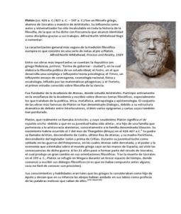 platon politeia essay 29 juni 2000  platons forderung der philosophenherrschaft ein essay der begründung   platon vergleicht in der politeia, die als werk die idee der.